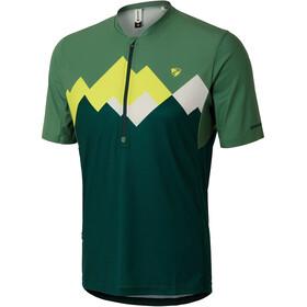 Ziener Esler Jersey Men spruce green